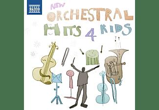 Mr. E & Me, Heming Valebjørg, The Norwegian Girls Choir, Mari Boine Persen, Norwegian Radio Orchestra - New Orchestral Hits 4 Kids  - (Vinyl)