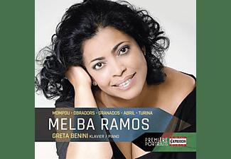 Greta Benini, Melba Ramos - Prémiere Portraits-Melba Ramos  - (CD)