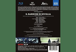 VARIOUS - Il barbiere di Siviglia  - (Blu-ray)