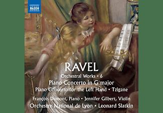Orchestre National De Lyon, VARIOUS - Werke für Orchester,Vol.6  - (CD)