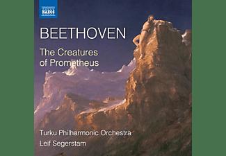 Turku Philharmonic Orchestra - The Creatures of Prometheus  - (CD)