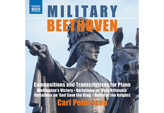 Carl Petersson - Military Beethoven  - (CD)