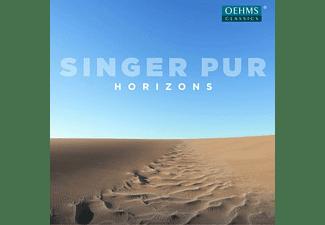 Singer Pur - Singer Pur-Horizons  - (CD)