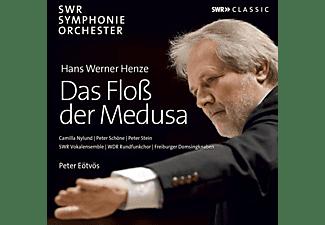 Nylund/Schöne/Eötvös/SWR Symphonieorchester/+ - Das Floß der Medusa  - (CD)