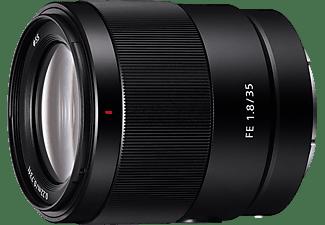 SONY Objektiv FE 35mm 1.8 schwarz (SEL35F18F)