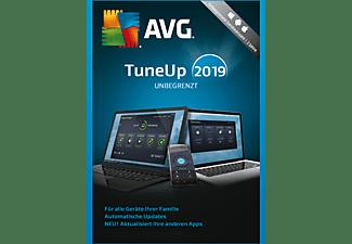 AVG TuneUp unbegrenzt 2019 (Special Edition) - [PC]