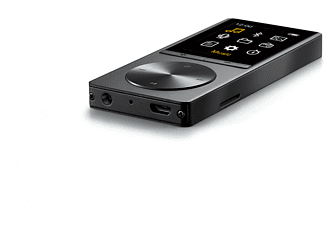 DIFRNCE MP1820BT MP4-Player 4 GB, Schwarz