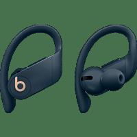 BEATS Powerbeats Pro, Apple H1 Chip, In-ear True Wireless Kopfhörer Bluetooth Marineblau
