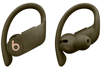 BEATS Powerbeats Pro, Apple H1 Chip, In-ear Kopfhörer Bluetooth Moosgrün