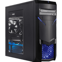 CAPTIVA I50-524, Gaming PC mit Core™ i7 Prozessor, 16 GB RAM, 240 GB SSD, 1 TB HDD, GeForce RTX2070 SUPER, 8 GB