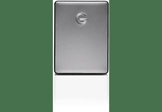 G-TECHNOLOGY G-Drive mobile, 4 TB HDD, 2,5 Zoll, extern, Space Grau