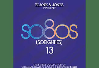 VARIOUS - Present So80s [So Eighties] 13  - (CD)