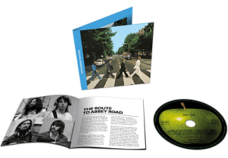 The Beatles - Abbey Road-50th Anniversary  - (CD)