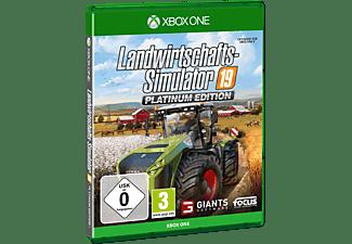 Landwirtschafts-Simulator 19: Platinum Edition - [Xbox One]