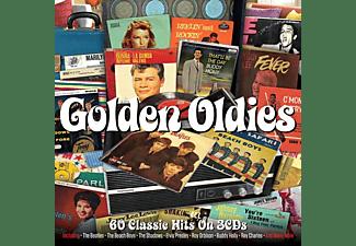 VARIOUS - GOLDEN OLDIES  - (CD)