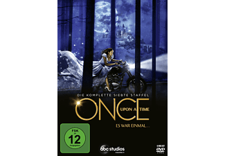 ONCE UPON A TIME 7.STAFFEL - (DVD)
