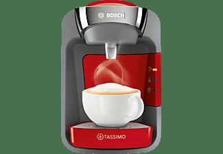 BOSCH TAS3208 Tassimo Suny Kapselmaschine Rot/Anthrazit