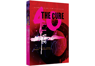 Curaetion 25 - Anniversary (Limited Edition)  - (Blu-ray)