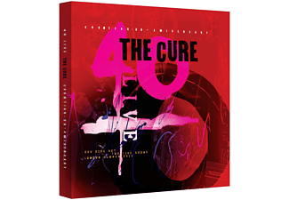 - Curaetion 25 - Anniversary (Limited BluRay/CD Boxset)  - (Blu-ray + CD)