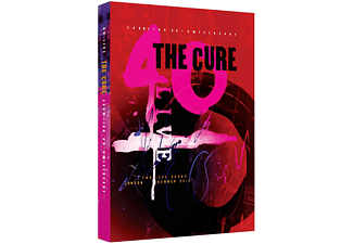 - Curaetion 25 - Anniversary (Limited Edition) - (DVD)