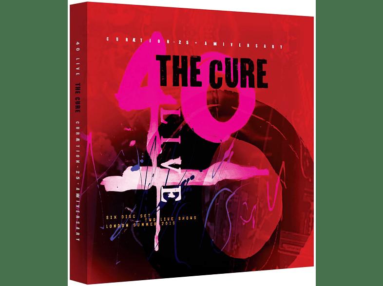 - Curaetion 25 - Anniversary (Limited DVD/CD Boxset) [DVD + CD]