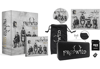 Frei.Wild Still II (Limited Boxset) CD + Merchandising