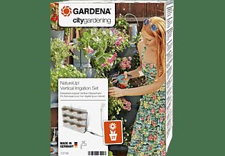 GARDENA 13156-20 NatureUp! Vertikal Wasserhahn Bewässerungsset