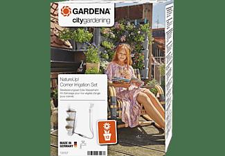 GARDENA 13157-20 NatureUp! Ecke Wasserhahn Bewässerungsset