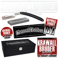 Krawallbrüder - Auf Messers Schneide (Limited Boxset) [CD + DVD Video]