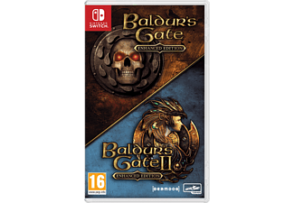 Switch - Baldur´s Gate I & II: Enhanced Edition /D