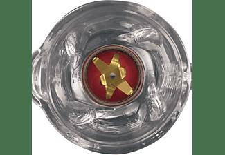 RUSSELL HOBBS 25720-56 Velocity Pro Standmixer Glas/Edelstahl/Schwarz (1000 Watt, 1.5 Liter)
