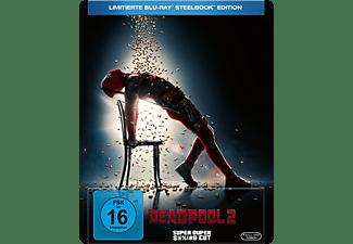 Deadpool 2 (Steelbook - Nur Online) Blu-ray