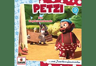 Petzi - 006/Die Kopfkissenbande  - (CD)