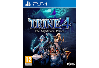 Trine 4: The Nightmare Prince FR PS4