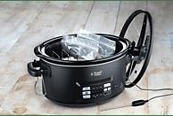 RUSSELL HOBBS 25630-56 Sous-Vide Garer (350 Watt, Schwarz)