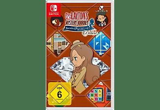 Layton's Mystery Journey: Katrielle und die Verschwörung der Millionäre - Deluxe - [Nintendo Switch]