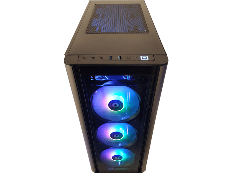 EXTREMEGAMER Gaming PC Elite V10 Intel Core i5-9600K