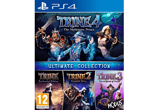 Trine Ultimate Collection FR PS4