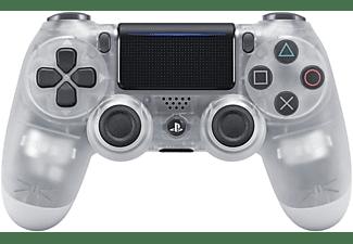 Mando inalámbrico - Sony PS4 DualShock 4, Crystal