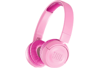 JBL JR300BT - Bluetooth Kinderkopfhörer  (On-ear, Pink)
