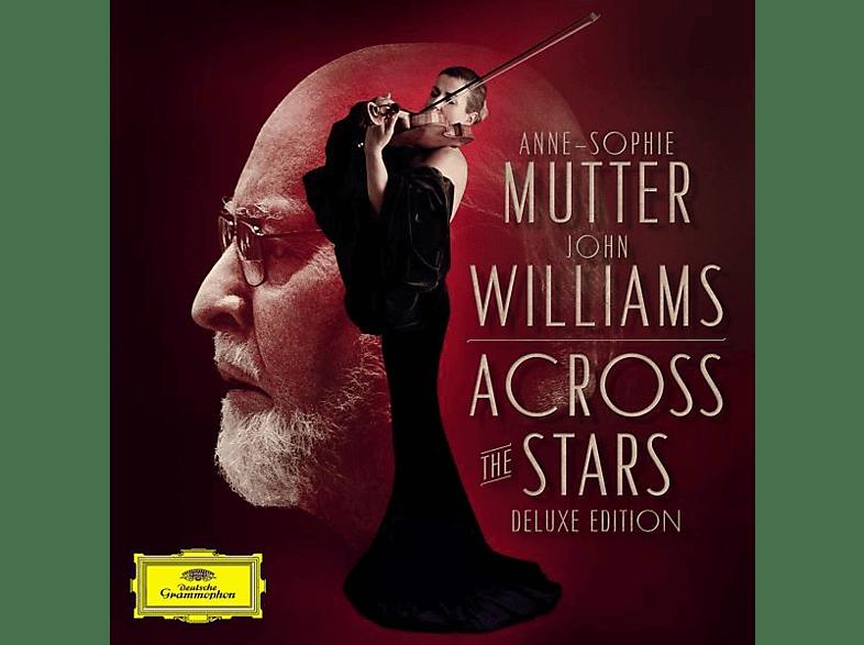 MUTTER,ANNE-SOPHIE/WILLIAMS,JOHN - Across The Stars (Deluxe Edt.) [CD + DVD Video]