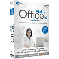 Ability Office 10 Home (Code in a Box)
