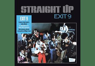Exit 9 - STRAIGHT UP  - (Vinyl)