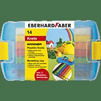 EBERHARD FABER Winner 14er Box Knetmasse