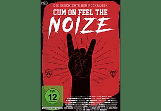 Cum On Feel The Noize - Die Geschichte der Rockmusik DVD