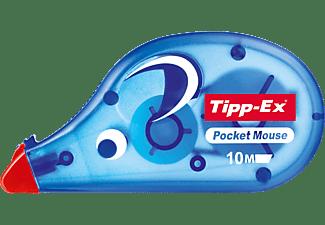 BIC Tipp-Ex Pocket Mouse Korrekturroller, Blau