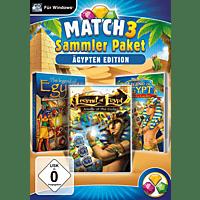 Match 3 Sammlerpaket - Ägypten Edition - [PC]