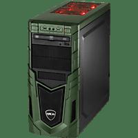 HYRICAN Military Gaming 6413, Gaming-PC mit Core™ i7 Prozessor, 32 GB RAM, 480 GB SSD, 1 TB HDD, GeForce® RTX 2070 SUPER, 8 GB