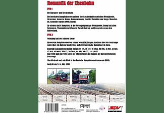 Volldampf im Harz+Auf der Schiefen Ebene DVD