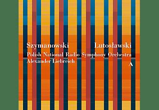 Polish National Radio Symphony Orchestra, VARIOUS, Gautier Capucon, Ewa Podles - Werke für Orchester  - (CD)